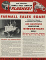 White Farmall Demonstrator Tractor Advertising -- Mid-Century Sales Campaign Flashes
