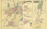 City Map of Whitewater; Lyons...