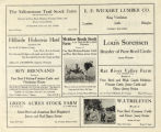 Advertisements: Farms, Lumber,...