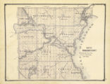Map of Winnebago County: Showing...