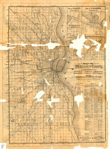 Map of Milwaukee County and plans...
