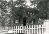 Decatur Street - 520 - Benjamin Barringer House