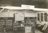 WLS booth at the University of Wisconsin Exposition