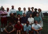 Faculty and staff retreat 1993