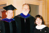 Graduating students (1999) and faculty