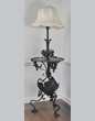 Dragon lamp, Cyril Colnik, Milwaukee, late nineteenth or early twentieth century.