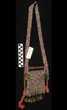 Loom-beaded bandolier bag, Ho-Chunk, possibly Black River Falls, late nineteenth or early twentieth century.