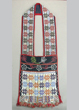 Loom-beaded bandolier bag, possibly Ho-Chunk or Potawatomi, Wisconsin, late nineteenth or early twentieth century.