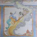 Claggett Wilson, Chariot of Fire mural, 1939.