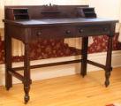 Desk, Upham Manufacturing Co., Marshfield, ca. 1900.